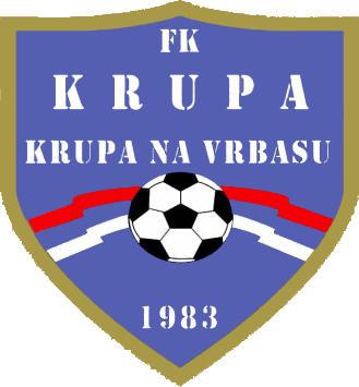 Escudo de FK KRUPA (BOSNIA)