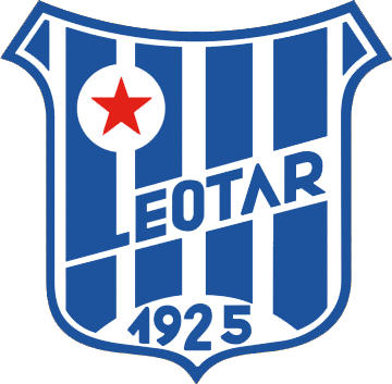 Escudo de FK LEOTAR (BOSNIA)