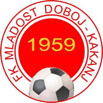 Escudo de FK MLADOST DOBOJ (BOSNIA)