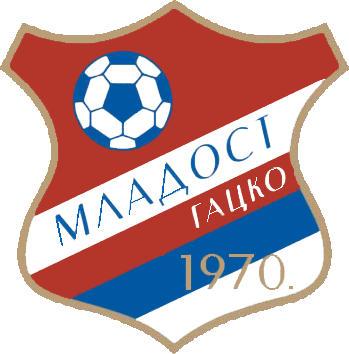 Escudo de FK MLADOST GACKO (BOSNIA)