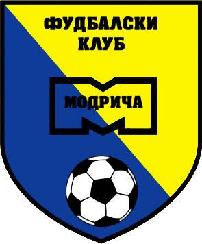 Escudo de FK MODRICA (BOSNIA)