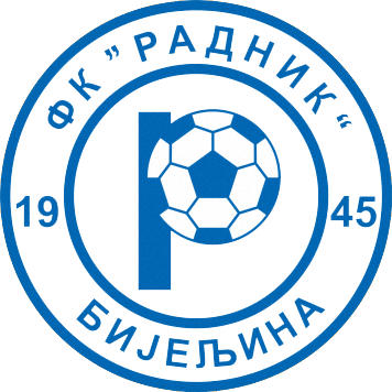 Escudo de FK RADNIK BIJELJINA (BOSNIA)
