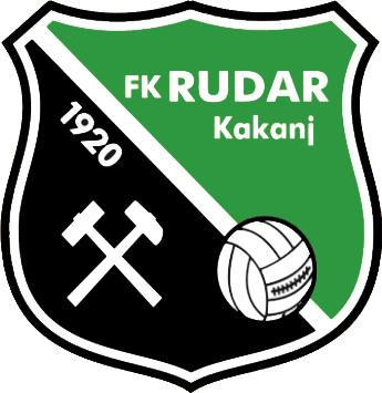 Escudo de FK RUDAR KAKANJ (BOSNIA)