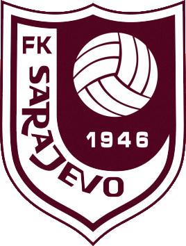 Escudo de FK SARAJEVO (BOSNIA)