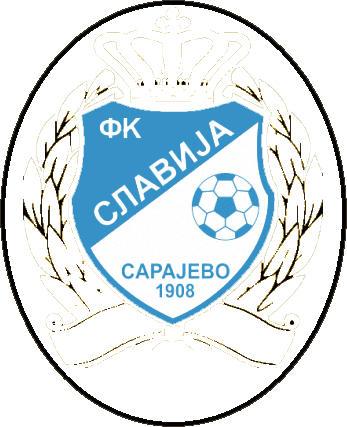 Escudo de FK SLAVIJA (BOSNIA)
