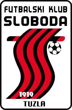 Escudo de FK SLOBODA (BOSNIA)