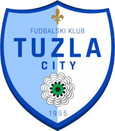 Escudo de FK TUZLA CITY (BOSNIA)
