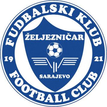 Escudo de FK ZELJEZNICAR (BOSNIA)