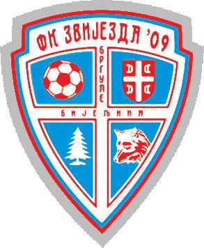 Escudo de FK ZVIJEZDA 09 (BOSNIA)