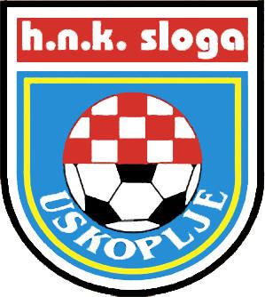Escudo de HNK SLOGA (BOSNIA)