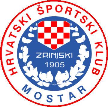 Escudo de HSK ZRINJSKI (2) (BOSNIA)