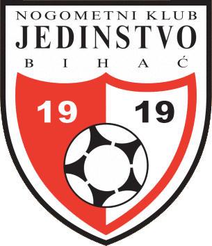 Escudo de NK JEDINSTVO (BOSNIA)