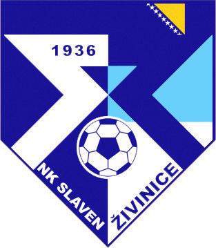 Escudo de NK SLAVEN ZIVINICE (BOSNIA)