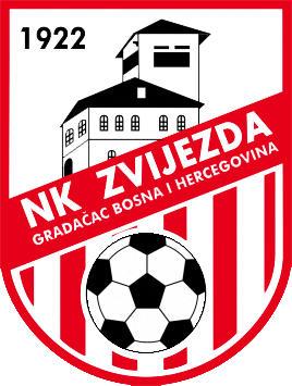 Escudo de NK ZVIJEZDA (BOSNIA)