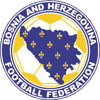Escudo de SELECCIÓN BOSNIA (BOSNIA)