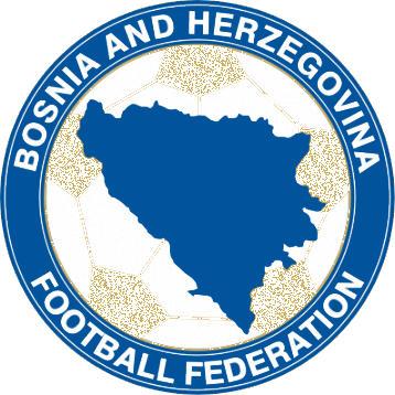Escudo de SELECCIÓN DE BOSNIA-HERZEGOVINA (BOSNIA)