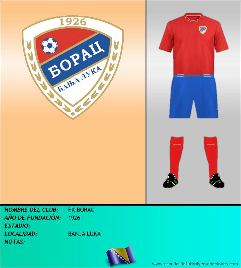 Escudo de FK BORAC