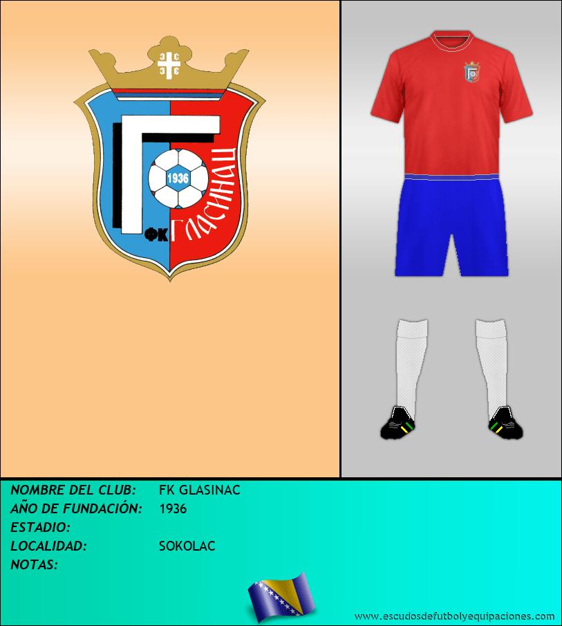 Escudo de FK GLASINAC