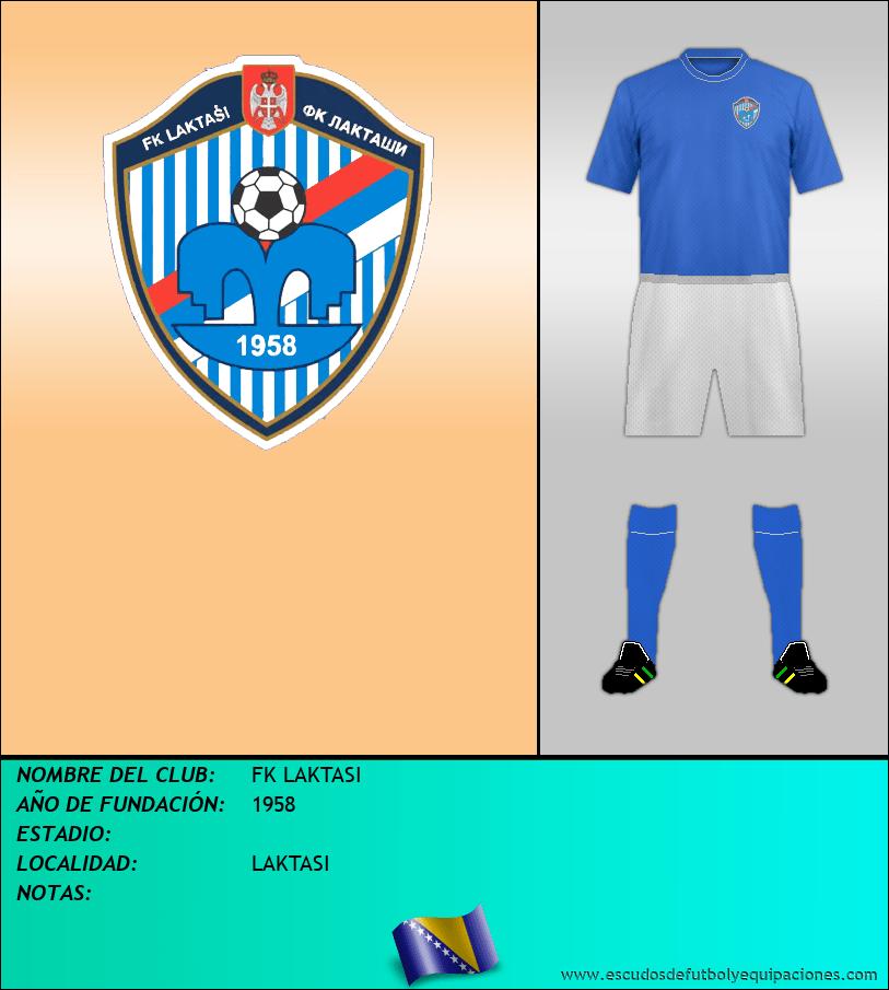 Escudo de FK LAKTASI