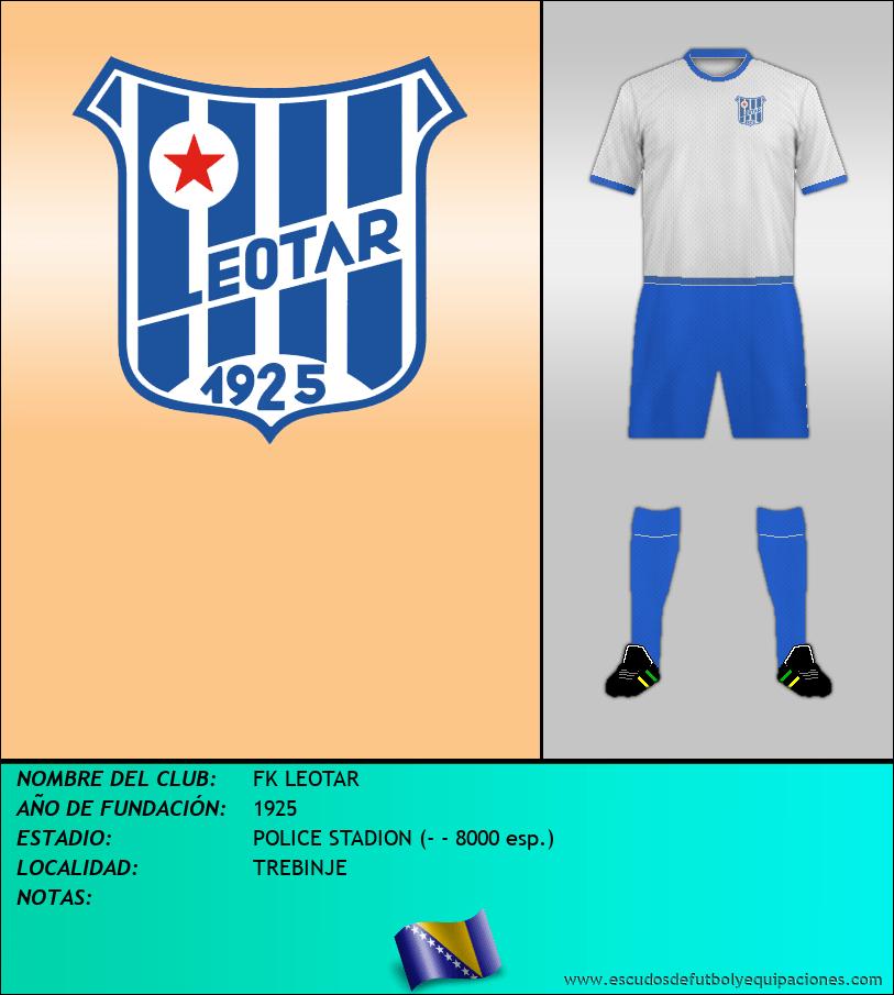 Escudo de FK LEOTAR