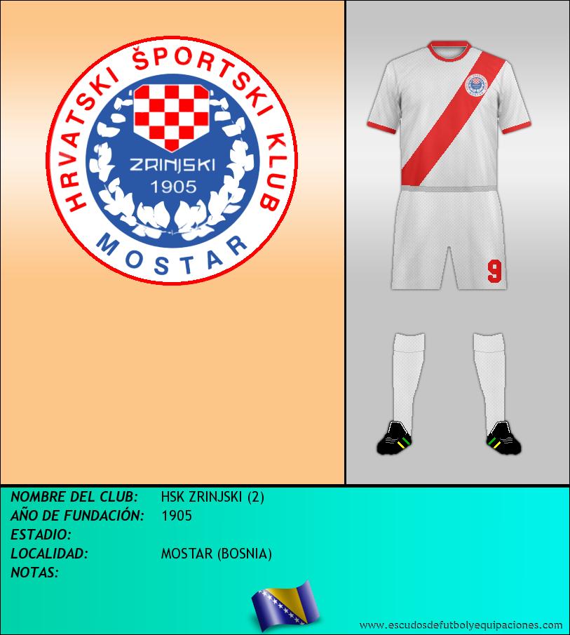 Escudo de HSK ZRINJSKI (2)