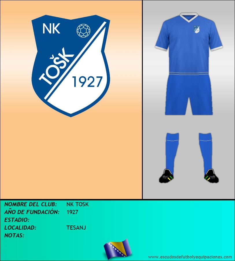 Escudo de NK TOSK