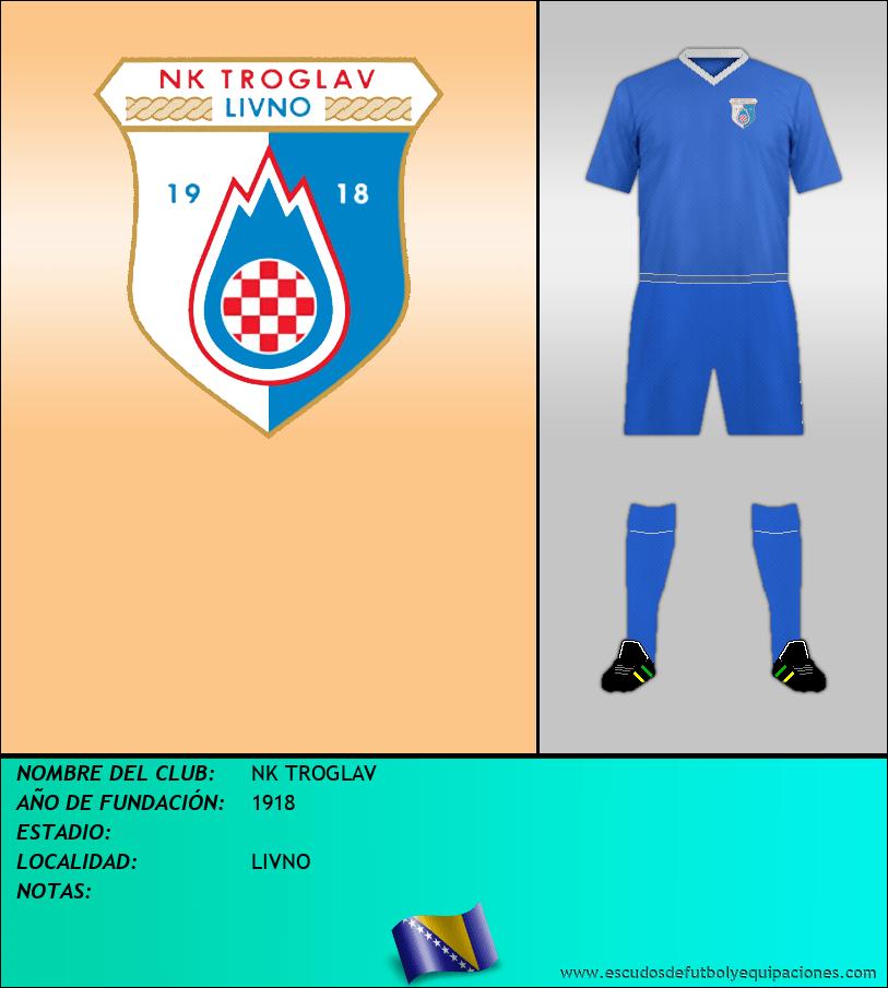 Escudo de NK TROGLAV