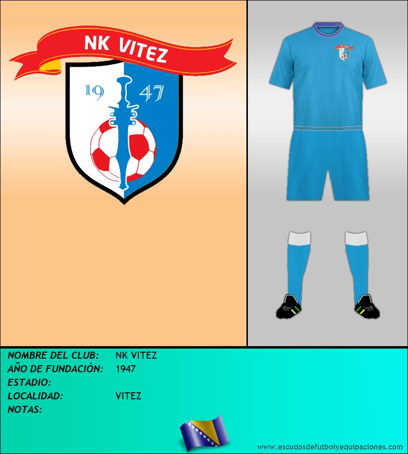 Escudo de NK VITEZ