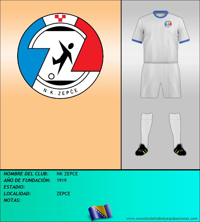 Escudo de NK ZEPCE