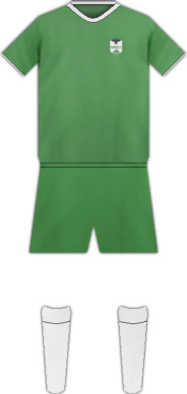 Equipación FC PIRIN