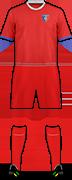 Equipación FC STRUMSKA SLAVA