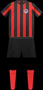 Camiseta PFC LOKOMOTIV MEZDRA