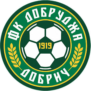 Escudo de FC DOBRUDZHA (BULGARIA)