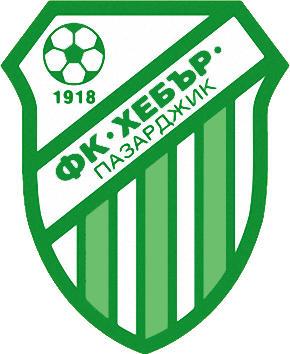 Escudo de FC HEBAR PAZARDZHIK (BULGARIA)