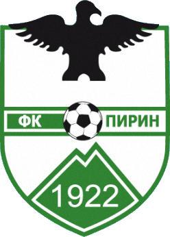 Escudo de FC PIRIN (BULGARIA)