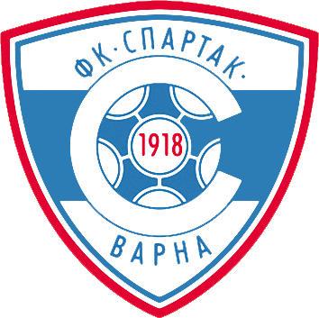 Escudo de FC SPARTAK VARNA (BULGARIA)