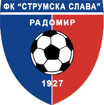 Escudo de FC STRUMSKA SLAVA (BULGARIA)