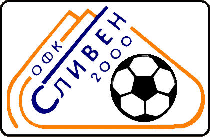 Escudo de OFC SLIVEN 2000 (BULGARIA)