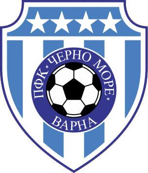 Escudo de PFC CHERNO MORE VARNA (BULGARIA)