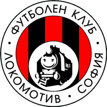 Escudo de PFC LOKOMOTIV DE SOFIA (BULGARIA)