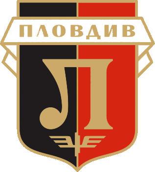 Escudo de PFC LOKOMOTIV PLOVDIV (BULGARIA)