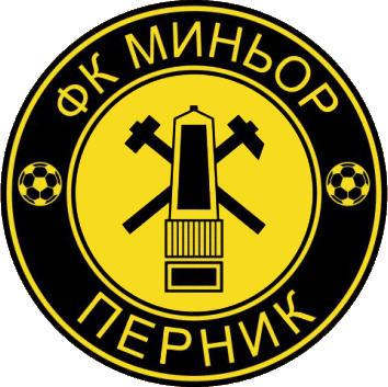 Escudo de PFC MINYOR PERNIK (BULGARIA)