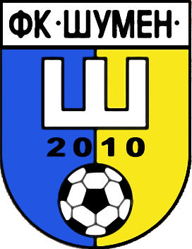Escudo de PFC SHUMEN 2010 (BULGARIA)