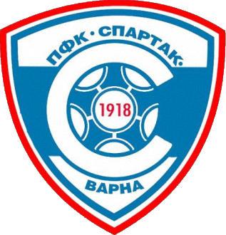 Escudo de PFC SPARTAK DE VARNA (BULGARIA)
