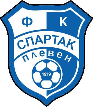 Escudo de PFC SPARTAK PLEVEN (BULGARIA)