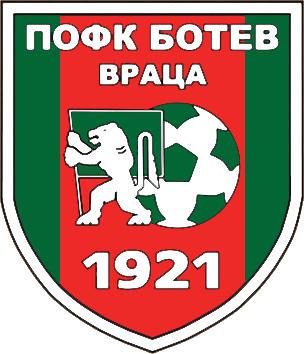 Escudo de POFC BOTEV VRATSA (BULGARIA)