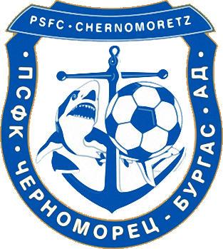 Escudo de PSFC CHERNOMORETS BURGAS (BULGARIA)