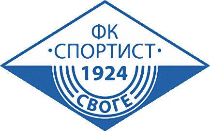 Escudo de SPORTIST SVOGE (BULGARIA)