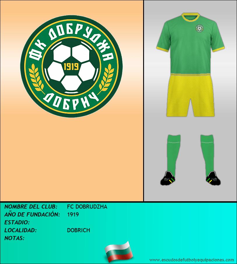 Escudo de FC DOBRUDZHA