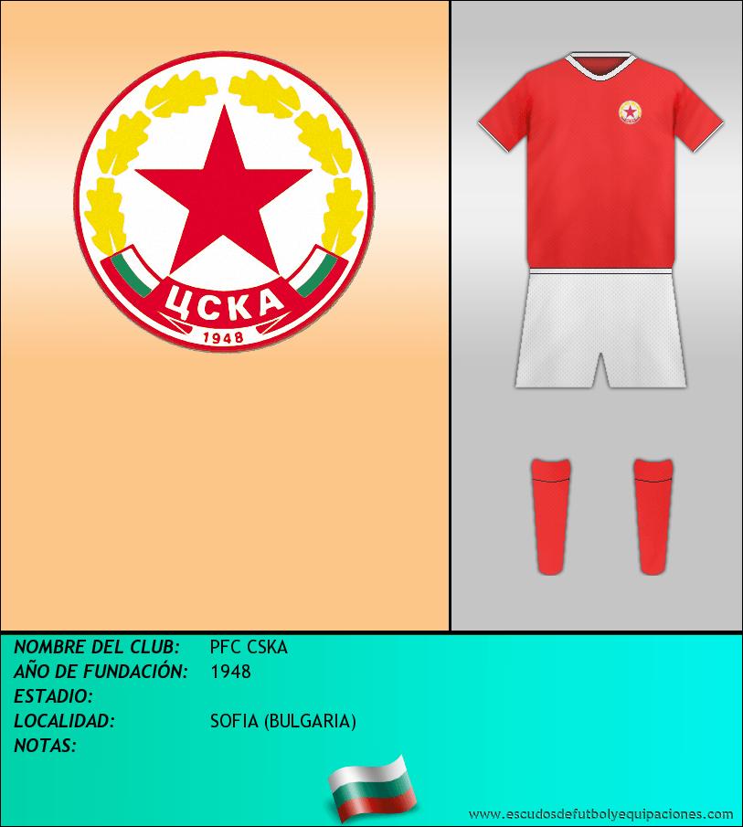 Escudo de PFC CSKA